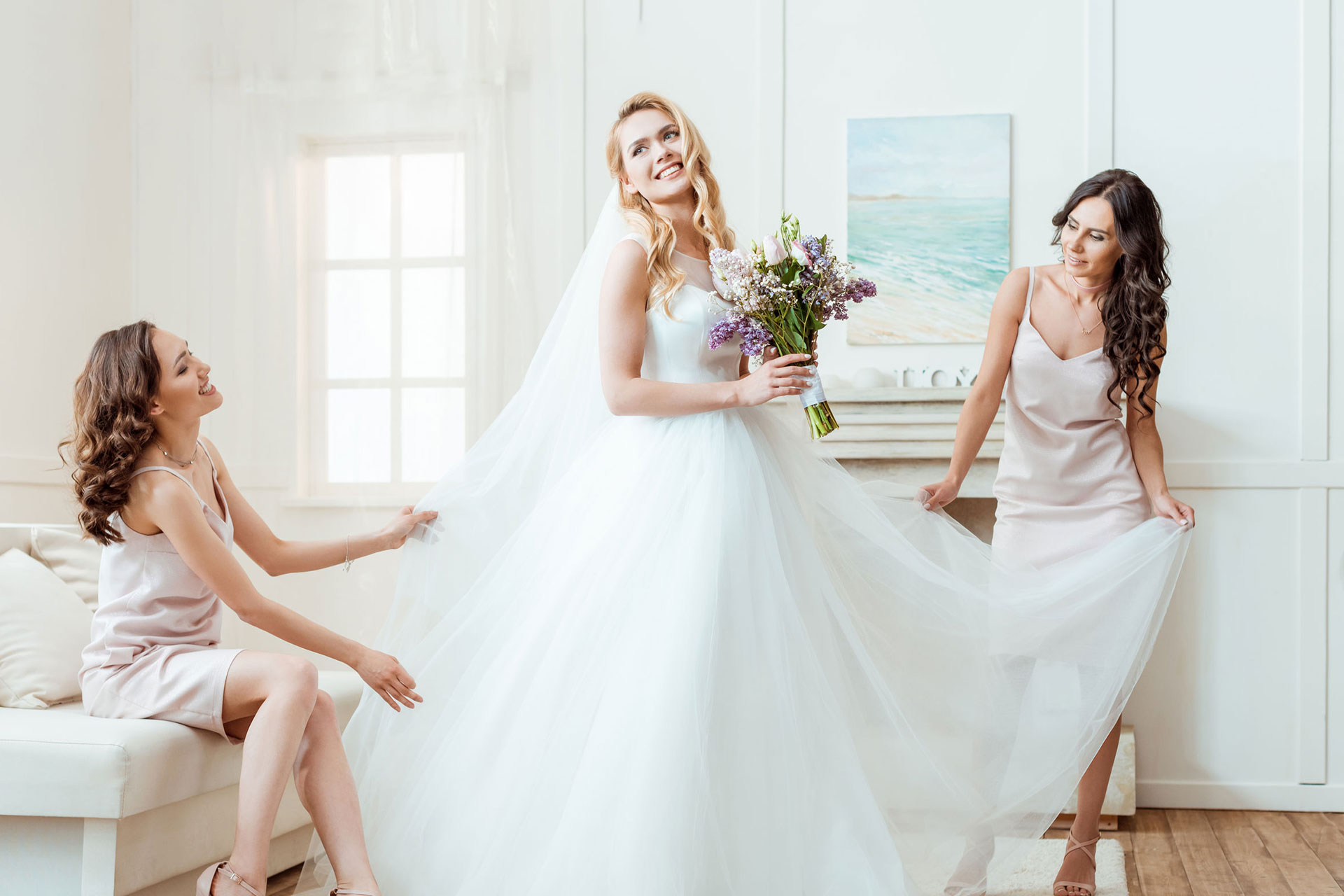Montreal Wedding Dresses